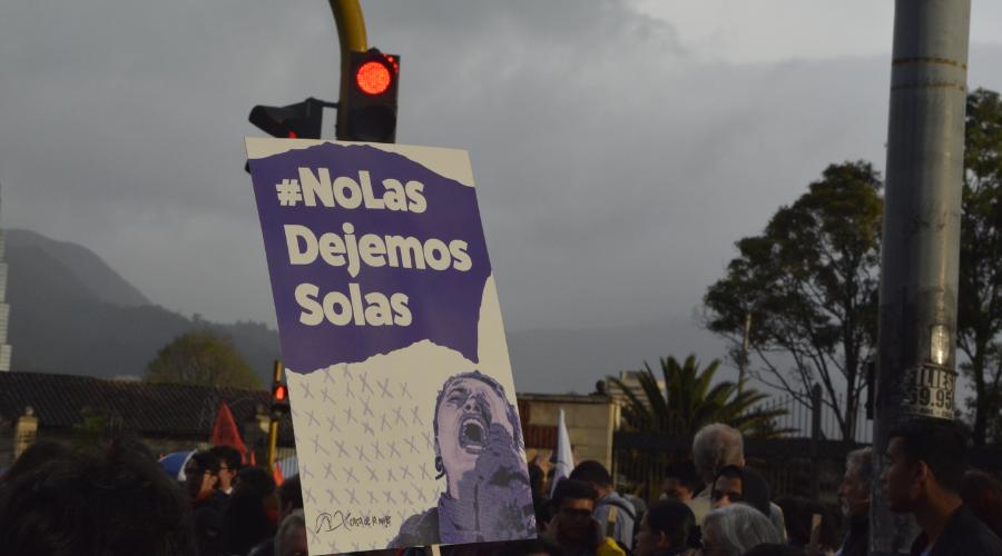 A un año de su desaparición, nos seguimos preguntando ¿Dónde está Narly Gómez Jiménez?
