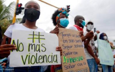 ¡La situación social, política y económica de las y los habitantes de Buenaventura precisa acciones urgentes!