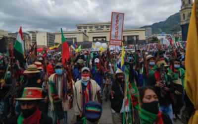 Colombia: Graves deficiencias en la protección de líderes sociales