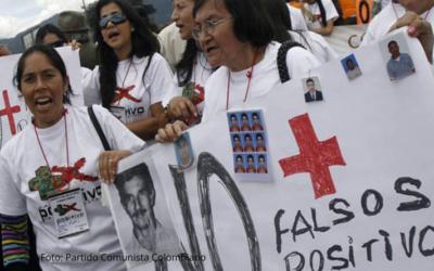 Organizaciones de la Sociedad civil internacional saludan los avances de la JEP y respaldan la legítima labor de las organizaciones defensoras de derechos humanos y las víctimas de ejecuciones extrajudiciales