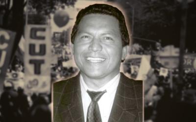Homicidio contra Jorge Ortega García, vicepresidente de la CUT en 1998, fue un crimen de lesa humanidad: Fiscalía