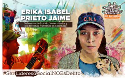 Denuncia pública: Montajes judiciales contra el movimiento social