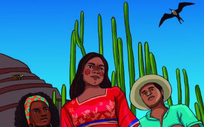 Libro: Hechos, realidades y perspectivas de la minería de carbón en el Cesar y La Guajira