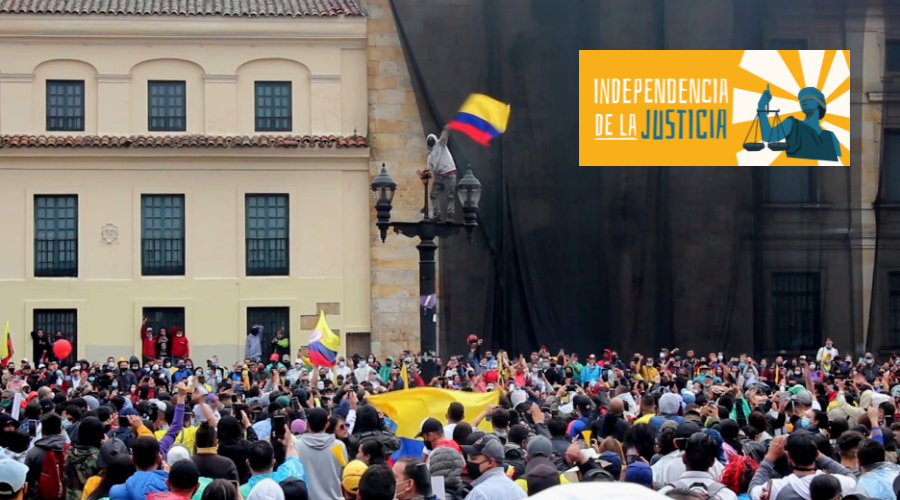 Represión e impunidad en el Paro Nacional:otra consecuencia de la falta de independencia judicial
