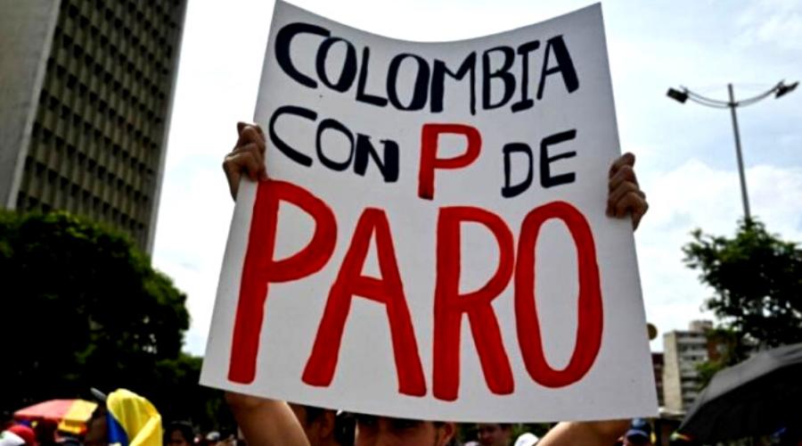 Conclusiones de la Reunión del Comité Nacional De Paro -CNP ampliado con Comités Departamentales de Paro -CDP. Bogotá, Mayo 20 de 2021