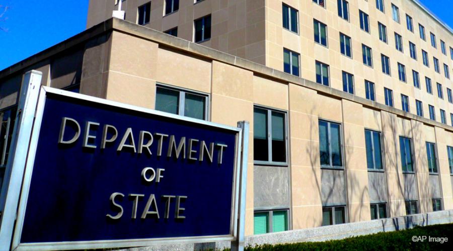 Carta de congresistas de EEUU al departamento de Estado