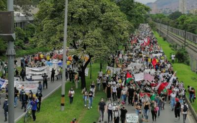 Comunicado Urgente: La Protesta Social no puede ser silenciada con violencia estatal