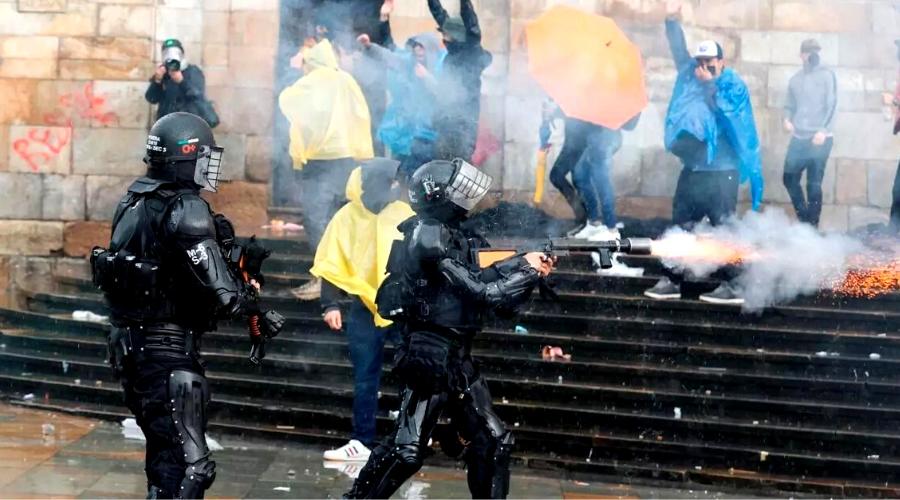 Más de 80 organizaciones solicitamos acompañamiento y veeduría internacional en Bogotá para garantizar el derecho a la protesta