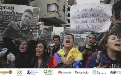 Le pedimos a la Corte Suprema que declare el desacato de la sentencia que protegió el derecho a la protesta