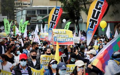 Ante el incumplimiento del gobierno de la firma del preacuerdo de garantías, Comité Nacional de Paro decide suspender negociación