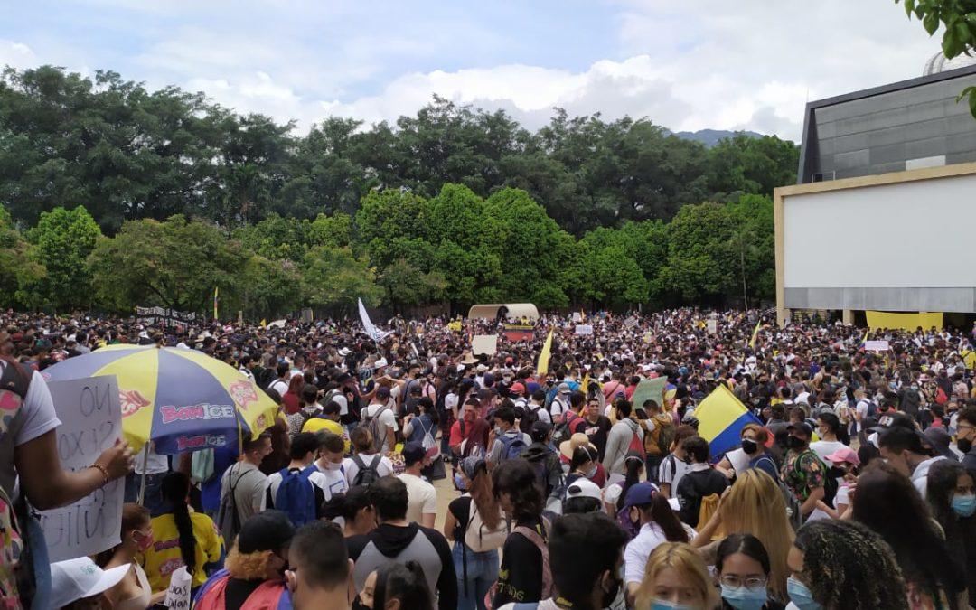 Carta de organizaciones colombianas a la CIDH