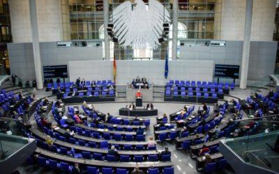 Parlamento Alemán envía carta a Iván Duque por Preocupación ante la violencia policial