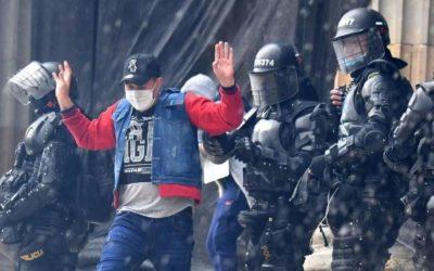 Más de 54 mil personas y organizaciones le piden al gobierno colombiano autorizar la visita de la CIDH al país