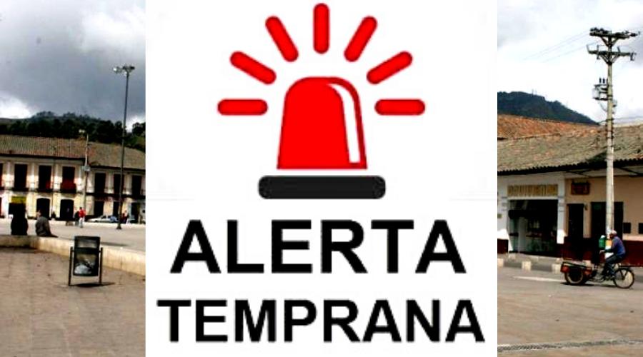 Alerta Temprana, Preventiva y Urgente por posibles vulneraciones en el Municipio de Facatativá, Cundinamarca