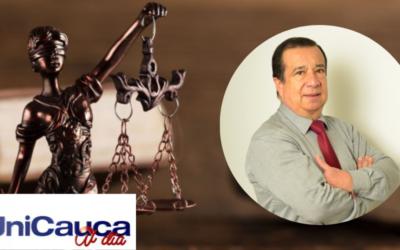 Se requiere una reforma democrática a la justicia: Reynaldo Villalba en Unicauca al Día Radio