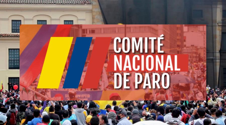 Informe de Comité Nacional de Paro a la Comisión Interamericana de Derechos Humanos