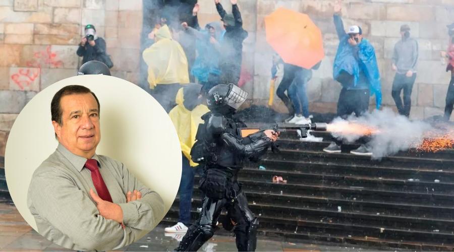 Colombia Urgente. Informe de Reynaldo Villalba, desde Bogotá, para el programa Panorama Federal