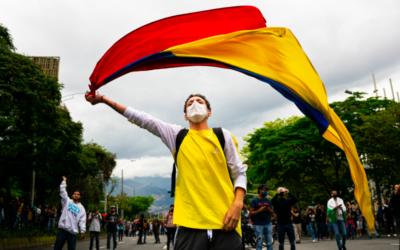 300 grupos de derechos humanos piden al Consejo de Derechos Humanos que exija el fin de la violencia contra los manifestantes en Colombia