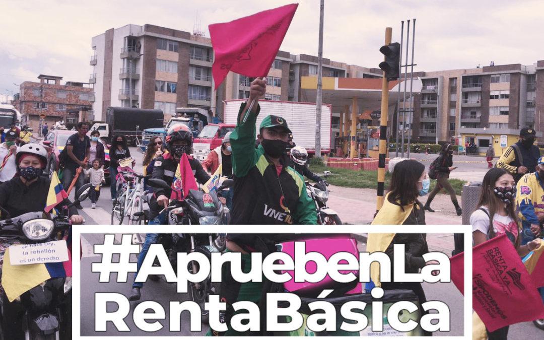 Aprobar la Renta Básica es un primer gran paso para responder a las calles y reactivar la economía.