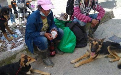 Los desterrados de siempre. Desocupan el campo en Ituango Antioquia