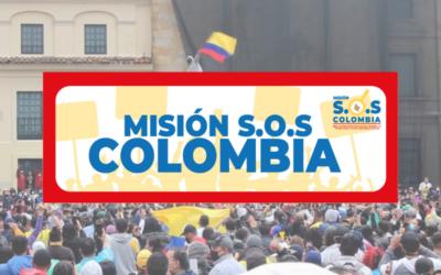 Informe Preliminar: #MisiónSOSColombia