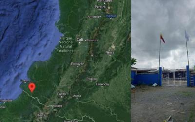 Alertamos riesgo de población civil en Escuela de resguardo indígena del pueblo Awá