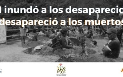EPM inundó a los desaparecidos y desapareció a los muertos