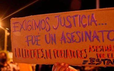 Solicitamos a la Corte Suprema que proteja el derecho fundamental a la protesta