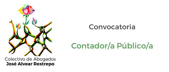 Convocatoria para el cargo de Contador/a Público/a