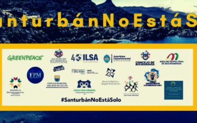 Santurbán no está solo