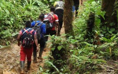 Denuncian cinco personas muertas y varias secuestradas en resguardo Inda Sabaleta, Tumaco