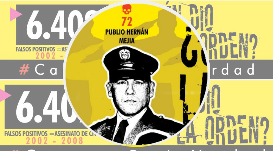 Pedimos investigar incumplimiento del coronel retirado Publio Hernán Mejía con sus compromisos con la JEP