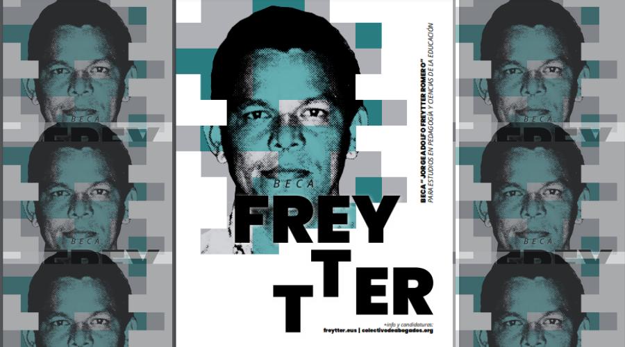 """Beca """"Jorge Adolfo Freytter Romero"""" para estudios en pedagogía y ciencias de la educación"""