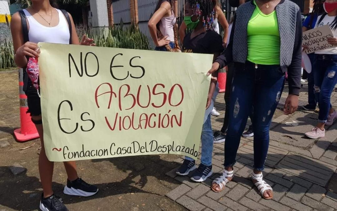 Condenan a 16años a militares porabusosexual contra niña embera