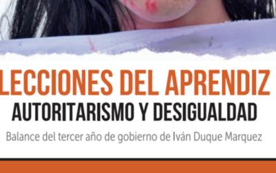 Autoritarismo y desigualdad es el legado que está dejando el Gobierno de Iván Duque Márquez: Plataformas de derechos humanos