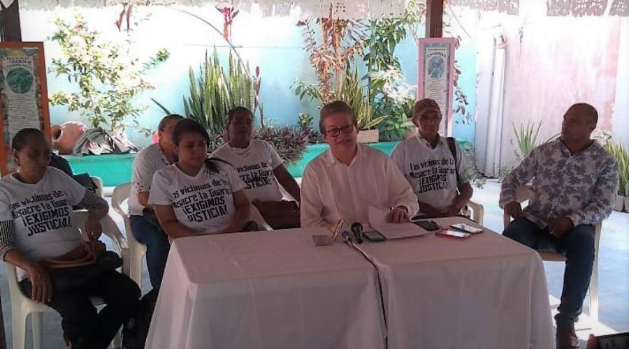 Avanza el juicio contra William Martínez Santamaría, como presunto determinador, y contra los autores materiales de la masacre de La Guaripa